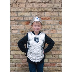 Medieval Knight Fancy Dress 4-6 years