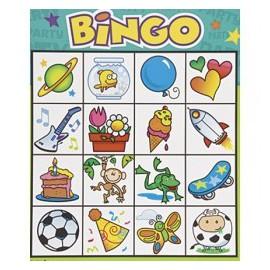 Bingo per 8