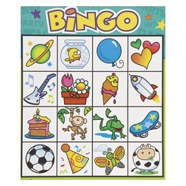 Bingo Party Game