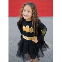 Batgirl Fancy Dress 5 - 6 years