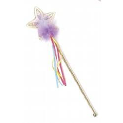 Bacchetta Magica Glitter Rainbow