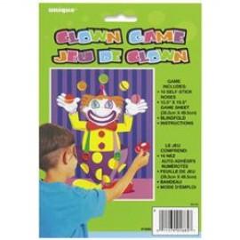 Gioco Metti il naso al clown