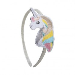 Headband with Unicorn