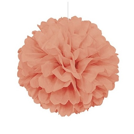 Coral Fluffy Decoration