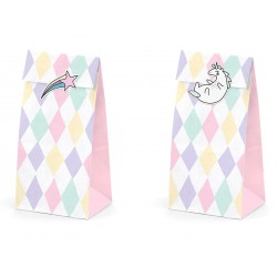 Unicorn Make a Wish Treat Bags