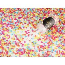Confetti push pop Multicolor