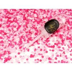 Confetti push pop Pink Mix