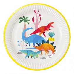 Dino Fun Plates
