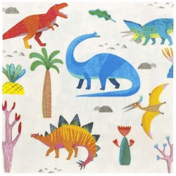 Dino Fun Napkins