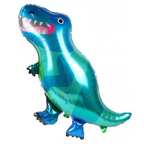 Palloncino Foil Dinosauro