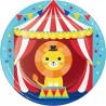 Circus Party Dessert Plates