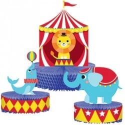 Centrotavola Circus Party 3pz