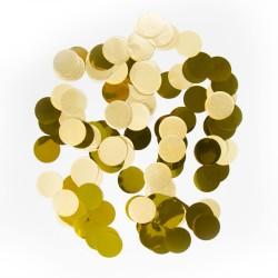 Gold Foil Confetti