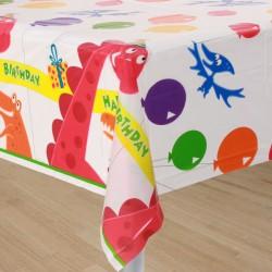 Tovaglia Dino Birthday
