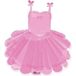 Palloncino Foil SuperShape Tutu Ballerina