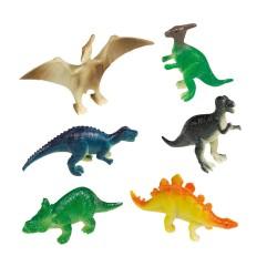 Statuine Dinosauri 8 pz