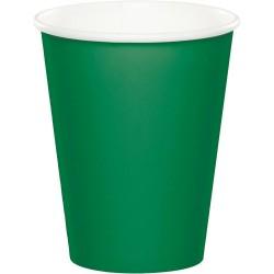 Emerald Green Cups