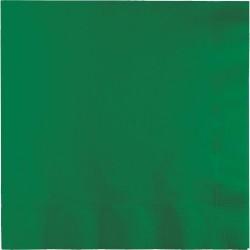 Emerald Green Beverage Napkins