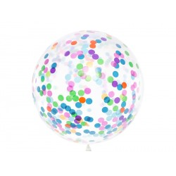Multicolor Confetti Giant Balloon
