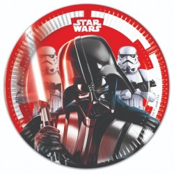 Star Wars Final Battle Dessert Plates
