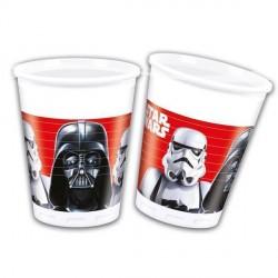Bicchieri in plastica Star Wars