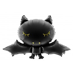 Black Bat Foil Balloon