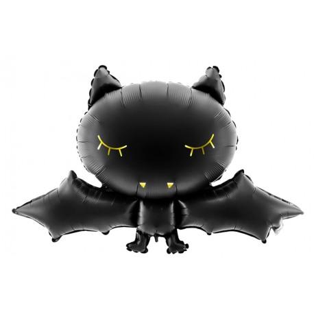Black Bat Foil Balloon