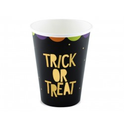 Trick or Treat Halloween Cups