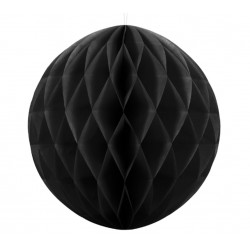 Black Honeycomb Ball 20cm