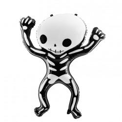 Skeleton Supershape Foil Balloon