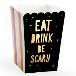 Trick or Treat Popcorn Boxes