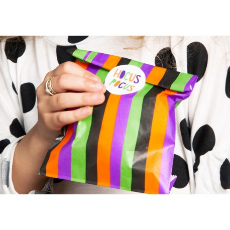 Trick or Treat Favor Bags