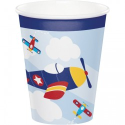 Flyer Airplane Cups