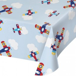 Flyer Airplane Tablecover