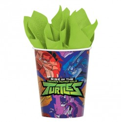 Teenage Mutants Ninja Turtles Paper Cups