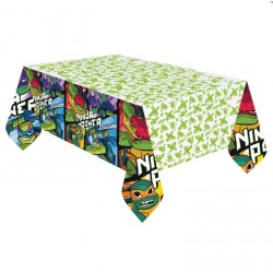 Teenage Mutants Ninja Turtles Plastic Tablecover