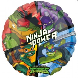 Ninja Turtles Foil Balloon