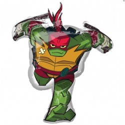 Ninja Turtles Supershape Raphael Foil Balloon