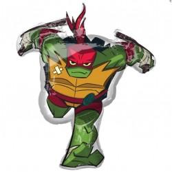 Ninja Turtles Supershape Raphael Foil Balloon