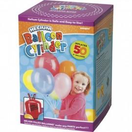 Bombola Elio grande per 50 palloncini
