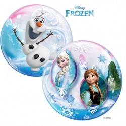 Palloncino bubble Frozen