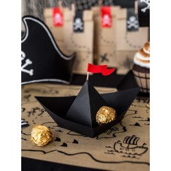 Paper Decorative Pirate Boats