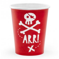 Pirates Party Cups