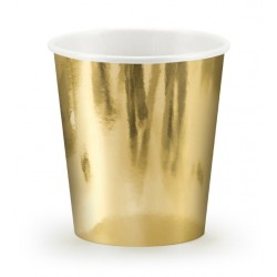 Bicchieri in carta Oro