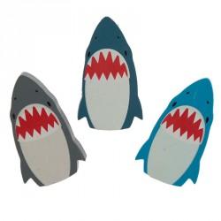 Shark Erasers