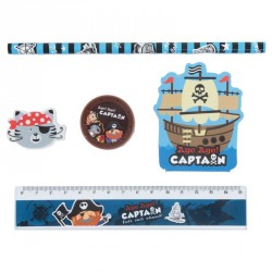 Pirates School Set