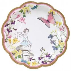 Truly Fairy Dessert Plates