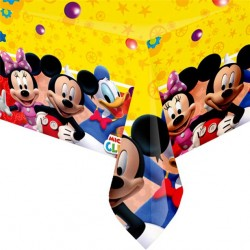 Mickey Club House Tablecover