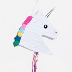 Unicorn Head Pinata