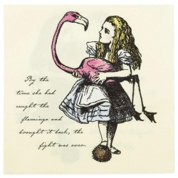 Truly Alice Napkins